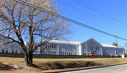 Historic Tate Elementary School