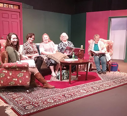 Tater Patch Players Reopens With One Act Comedy on July 17th