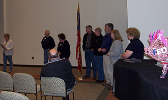 Lively, Informative and Entertaining Pickens County Tea Party January Meeting