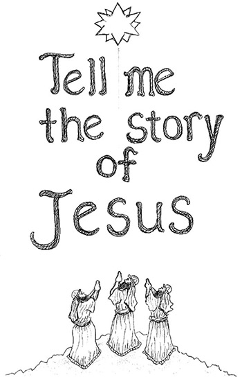 Fellowship Presbyterian Church presents 'Tell Me the Story of Jesus'