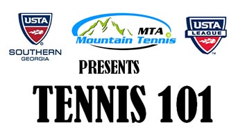 Tennis 101 Class Beginning Mid-January