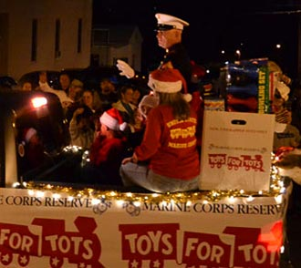 Donate to Toys For Tots to Benefit Pickens County Children