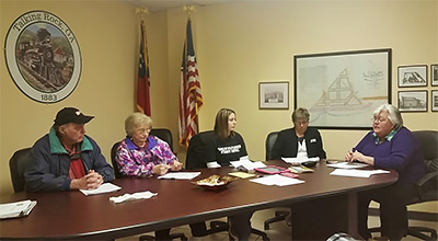 Town of Talking Rock Council Meeting (Video)