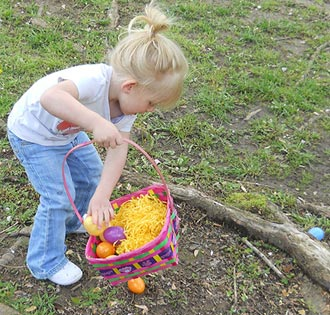 Town of Talking Rock Easter Egg Hunt and Bonnet Contest on April 7th at 11 a.m.