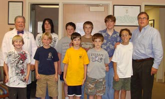 Piedmont Physicians Help Send Boy Scouts To Summer Camp