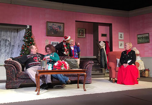 'CRAZY LADIES' Opens at Tater Patch