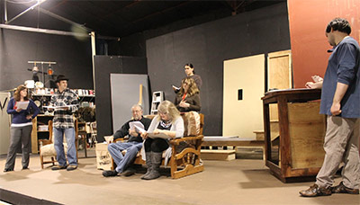 Tater Patch Players to Present Farce of Nature