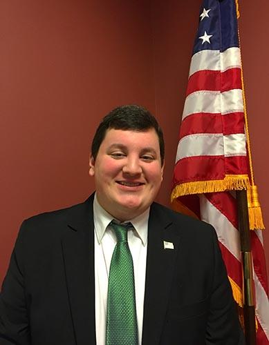 Green Announces for School Board