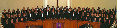 UNG Choral Concert at Fellowship Presbyterian Church