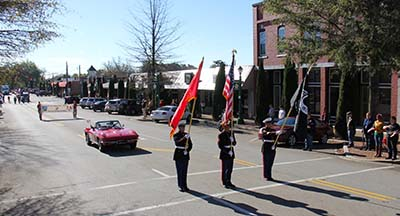 Veterans Day Parade Seeking Participants