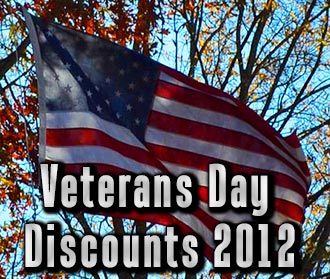 Veterans Day Discounts