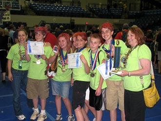 All Three Wildwood Odyssey Teams Advance to World Competition - Highest Honor Awarded