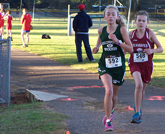 WILDWOOD FINISHES STRONG CROSS COUNTRY SEASON