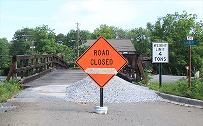 Update on Closing of the Wood Bridge in Jasper