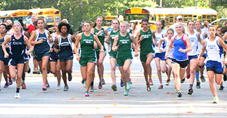 PHS Hosting Region XC Championships Fri. at Roper Park