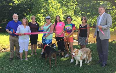 Your Fur Babies Ribbon Cutting