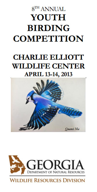 GEORGIA'S YOUTH BIRDING COMPETITION BENEFITING BIRDS AND KIDS