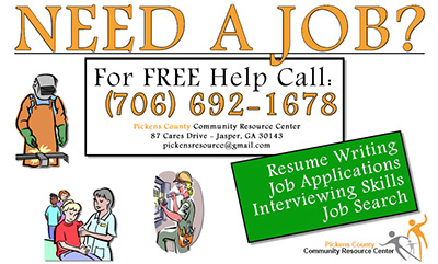 Community Resource Center in Jasper offers Tools for Job Searching