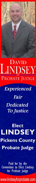 David Lindsey for Probate Judge