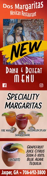 Dos Margaritas - open seven days a week