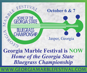 Calling All Volunteers!  Georgia Marble Festival Needs You!