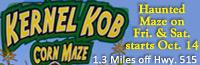 Kernel Cob Maze