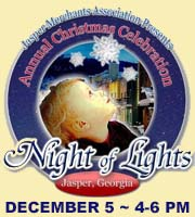 Night of Lights Celebration - December 5th