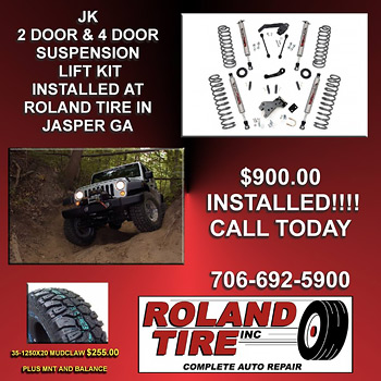 Roland Tire Deals and Coupons