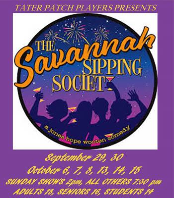 Savannah Sipping Society Opens Soon