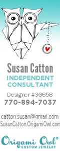 Origami Owl - Susan Catton Independent Consultant