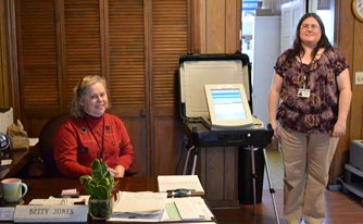 Pickens County Board of Elections and Registration