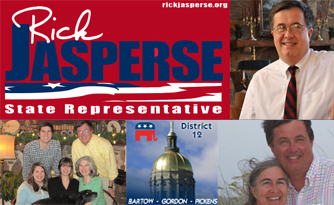 Rick Jasperse - State House District 11