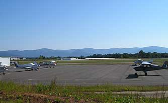 Pickens County Airport - KJZP