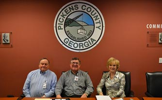 Pickens County Board of Commissioners' Work Session and Meeting Schedules