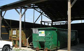 Pickens County Recycling / Garbage
