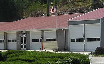 Fire Department - Tate (Station 2)